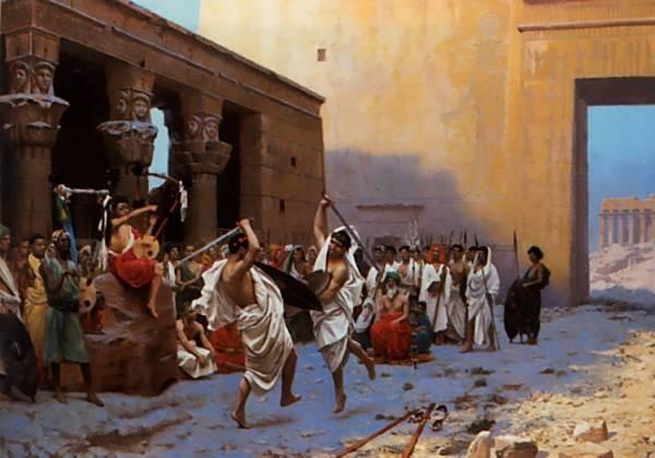 The Pyrrhic Dance
